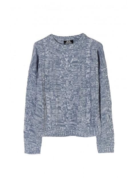 Sweter dziewczęcy 4C3105