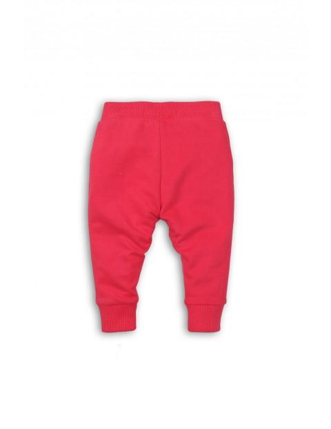 Spodnie dzianinowe typu Jogger