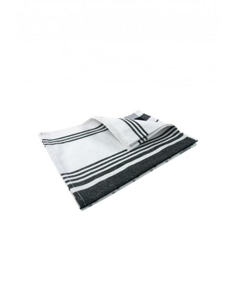 Bawełniane ręczniki kuchenne w klasyczną kratę 2-pak