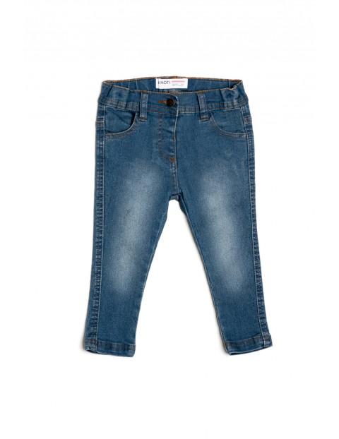 Spodnie chłopięce jeansowe 1L34A4