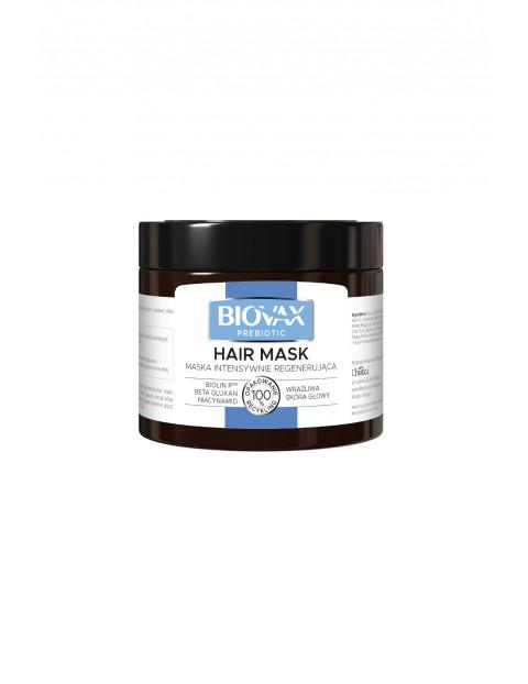 Biovax Prebiotic Maska do włosów - intensywnie regenerująca 250ml