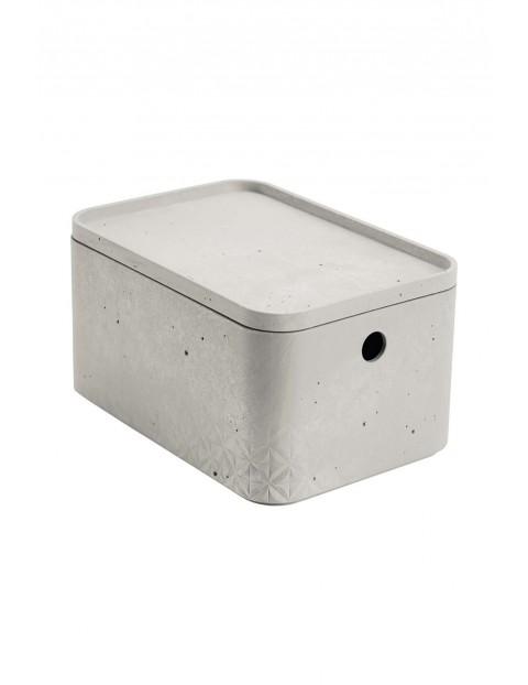 Pojemnik prostokątny z pokrywą dł. Curver  25cm x szer.17cm x wys.13cm