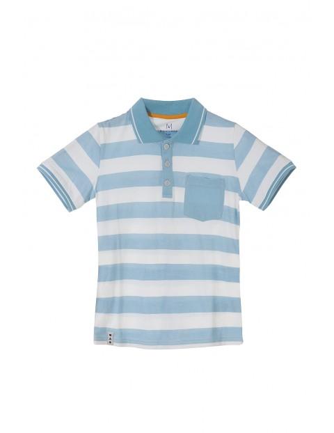 Bluzka chłopięca polo 1I3213