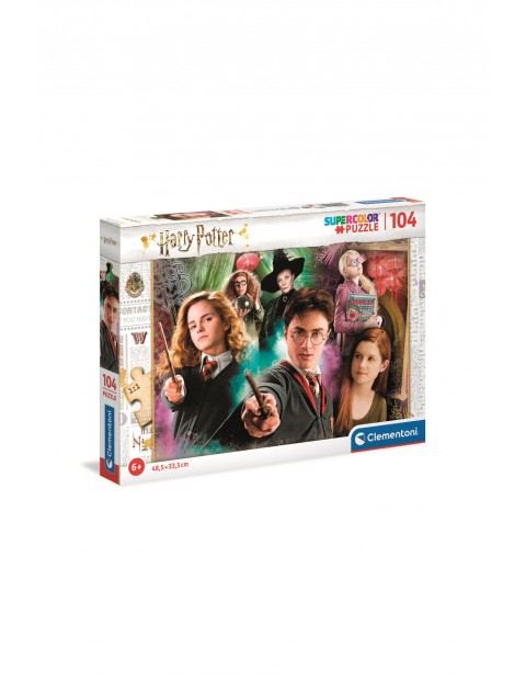 Puzzle Harry Potter Clementoni - 104 elementy