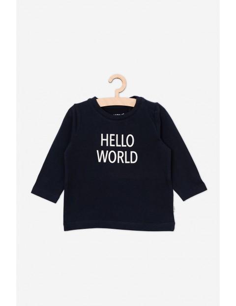 Bluzka dla niemowlaka