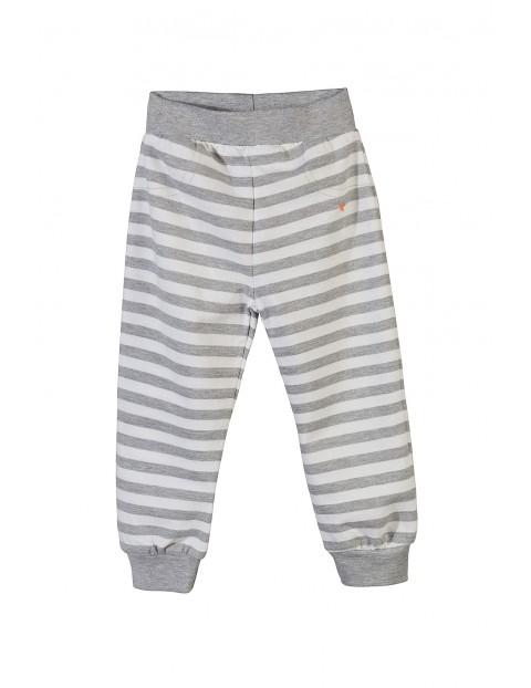 Spodnie dresowe niemowlęce 5M3229