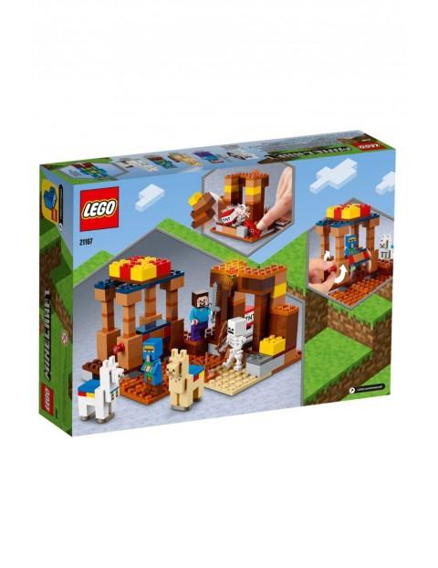 Lego Minecraft - Punkt handlowy - 201 el wiek 8+
