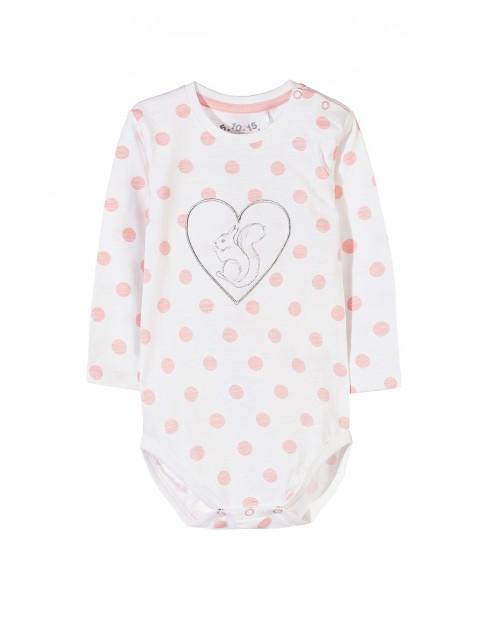 Body niemowlęce 100% bawełna 5T3527