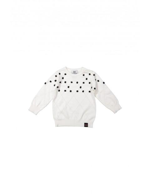 Sweter dziewczęcy 3C35A6