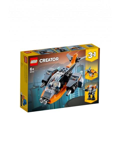 Klocki LEGO Creator - Cyberdron - 113 el