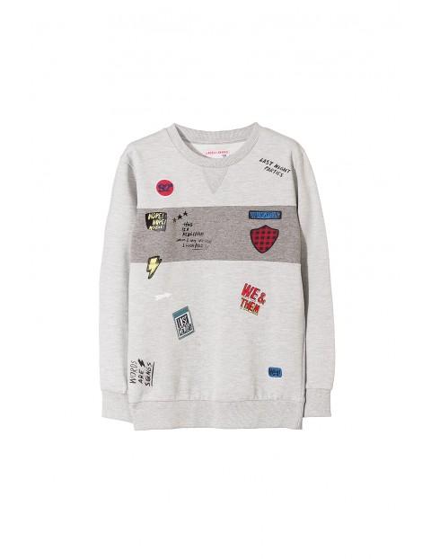 Bluza chłopięca dresowa 2F3516