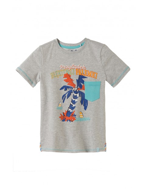 T-shirt chłopięcy 1I3220