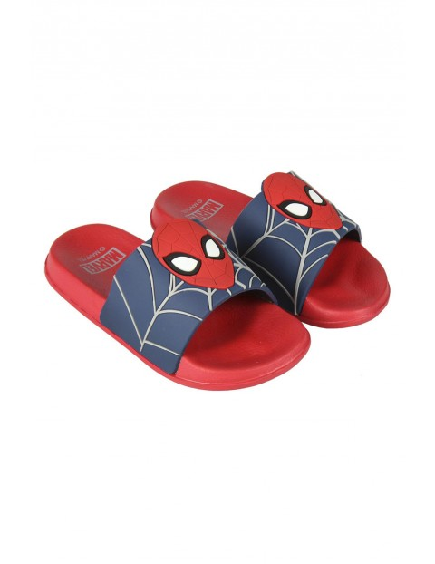 Klapki chłopięce Spiderman