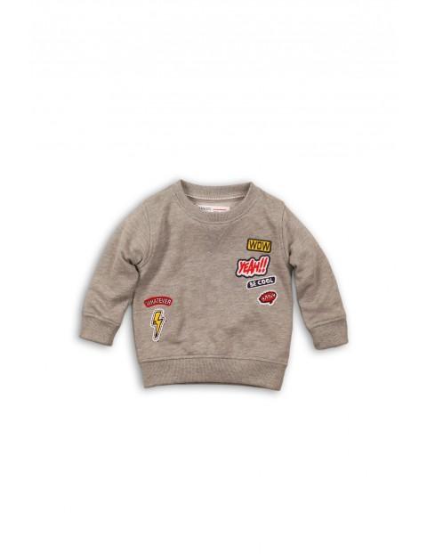Bluza dresowa chłopięca 3F34A3