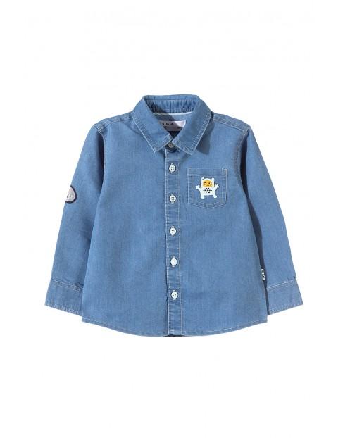 Koszula niemowlęca 5J3401