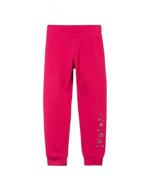 Spodnie dresowe dziewczęce 3M35BA