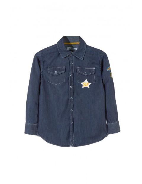 Koszula dla chłopca 1J3202
