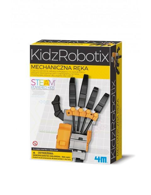 Zrób to sam - 4M Mechaniczna ręka robota wiek 8+