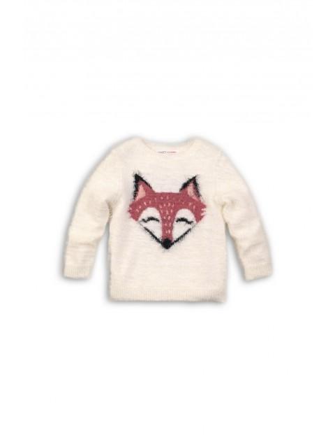 Sweter dziewczęcy 4C35A4