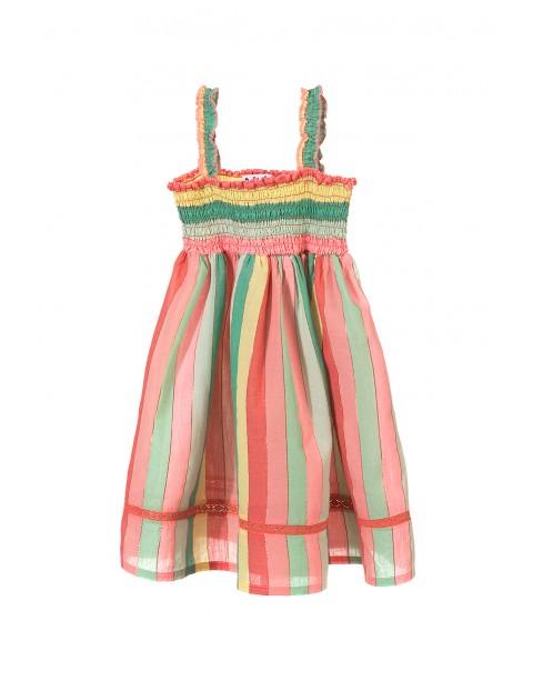 Sukienka dziewczęca 3K3214