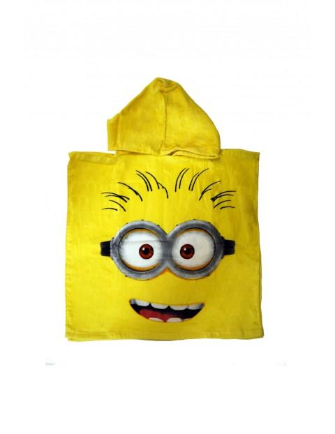 Ręcznik poncho Minionki 3Y33EY
