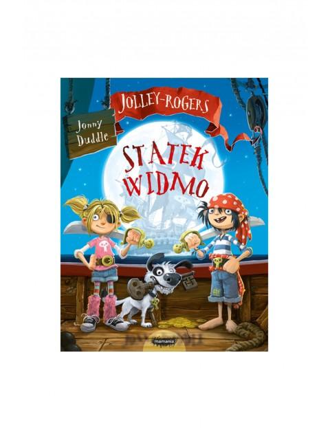 "Książka Jolley-Rogers- ,,Statek widmo"""