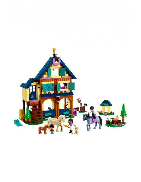 LEGO Friends - Leśne centrum jeździeckie 41683 - 511 elementów, wiek 7+