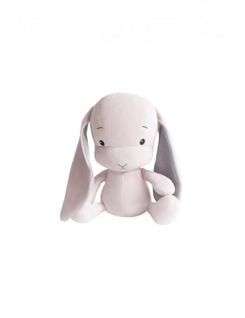 Królik Effik M różowy, szare uszy 5O35T6