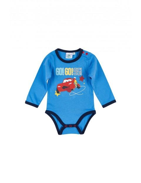 Body niemowlęce 100% Bawełna Auta 5T35A8