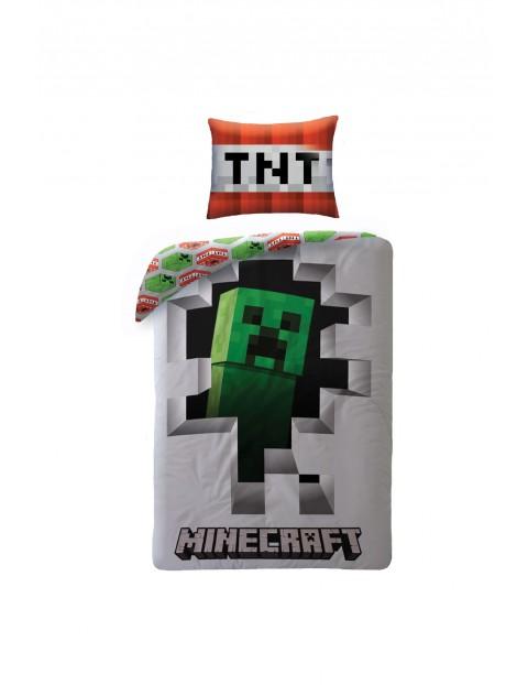 Pościel dla dziecka Minecraft 140x200+70x90cm