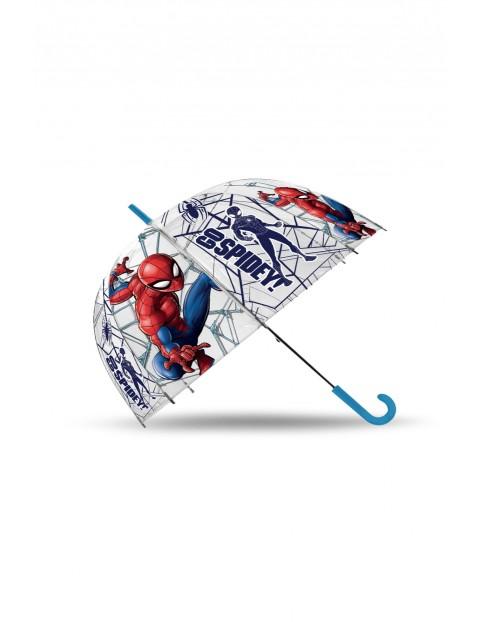 Parasolka przeźroczysta  Spiderman