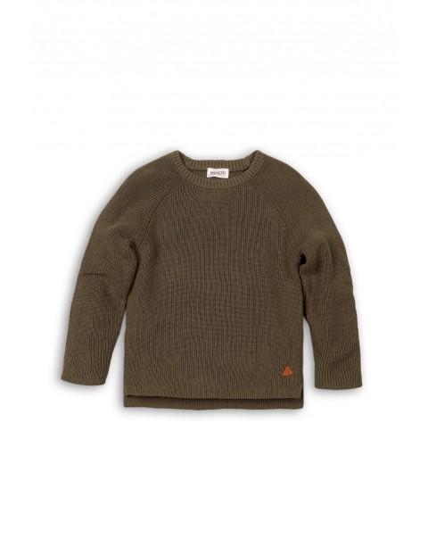 Sweter chłopięcy