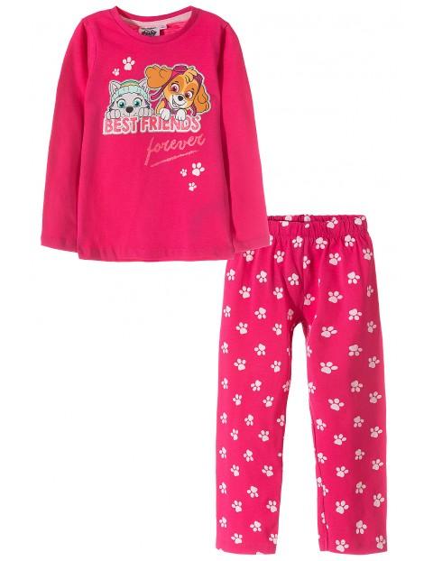 Pidżama dziewczęca Psi Patrol 3W35BL