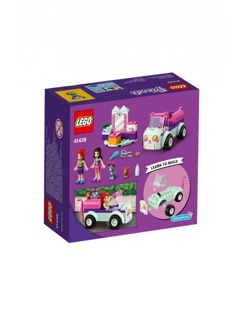 LEGO Friends - Samochód do pielęgnacji kotów - 60 elementów