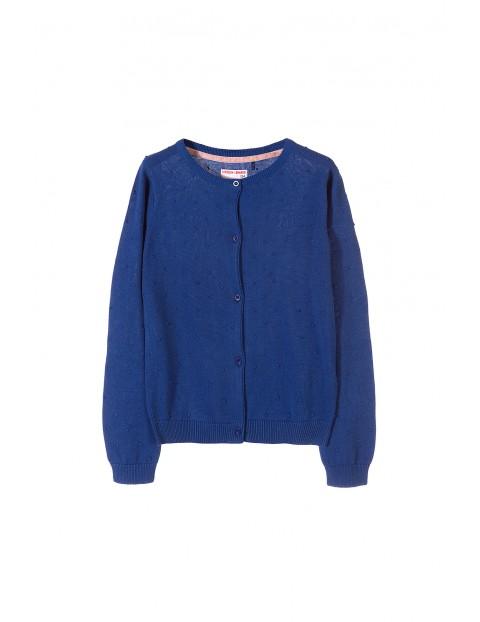 Sweter dziewczęcy 4C3302