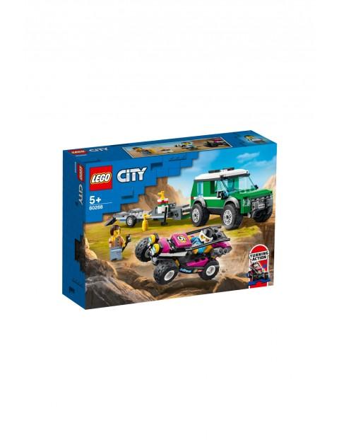 LEGO City - Transporter łazika wyścigowego - 210 el