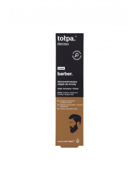 Tołpa dermo barber Skoncentrowany olejek do brody 40 ml