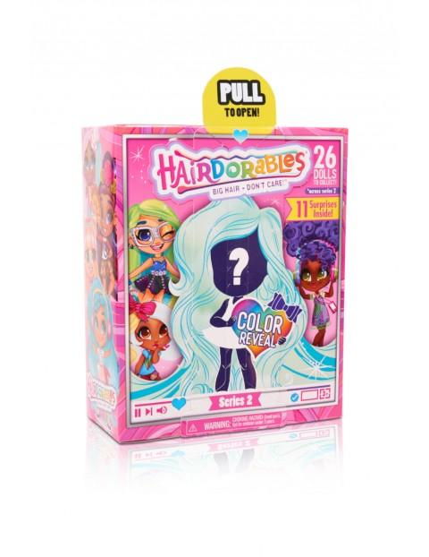 Hairdorables - zestaw kreatywny z laleczką!