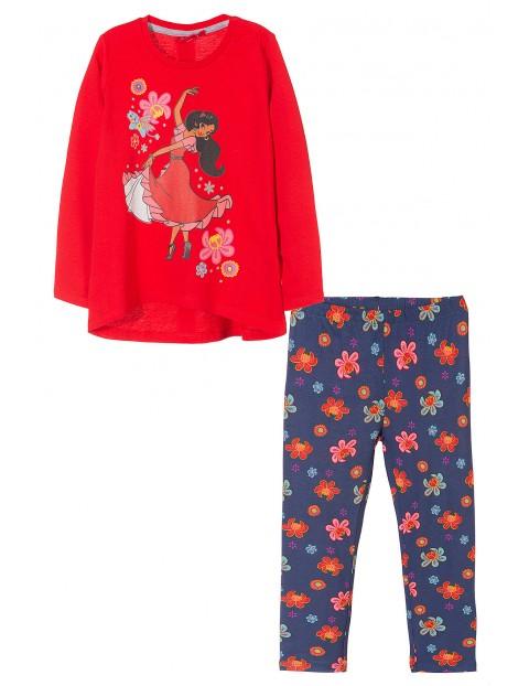 Pidżama dziewczęca Elena 3W35BY