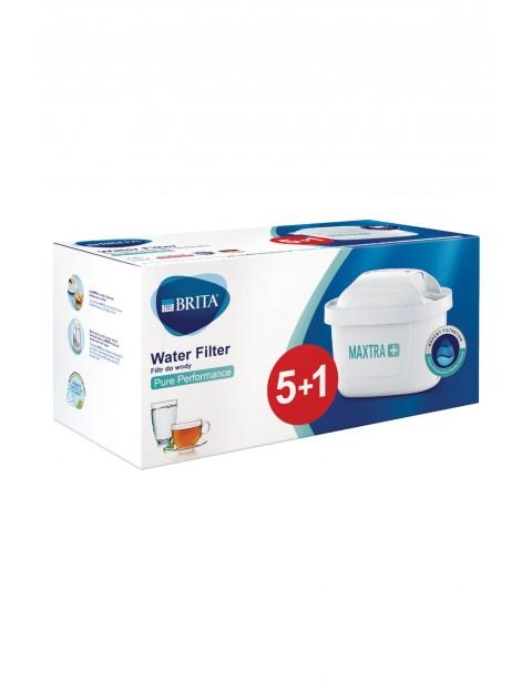 Filtr wymienny BRITA MX+ Pure Performance 5+1 szt