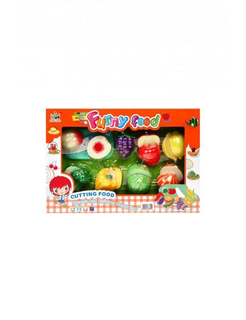 Kuchnia- zestaw owoce i warzywa 3Y31BA