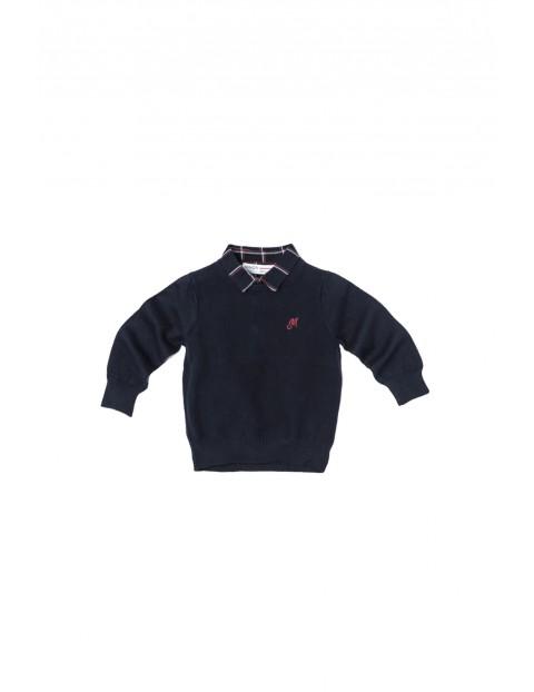 Sweter chłopięcy 1F33AX