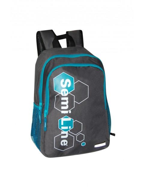Plecak szkolny z odblaskami 4Y35AK