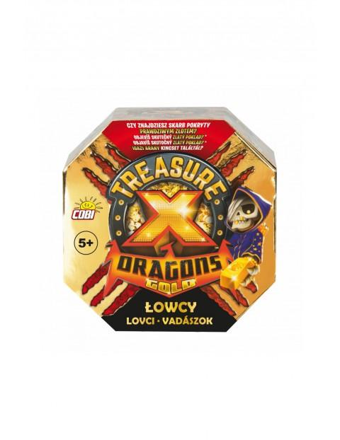 TreasureX Dragons Gold Łowca