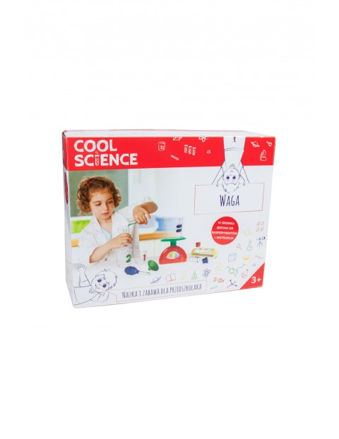 Cool Science- Waga 1Y33H7