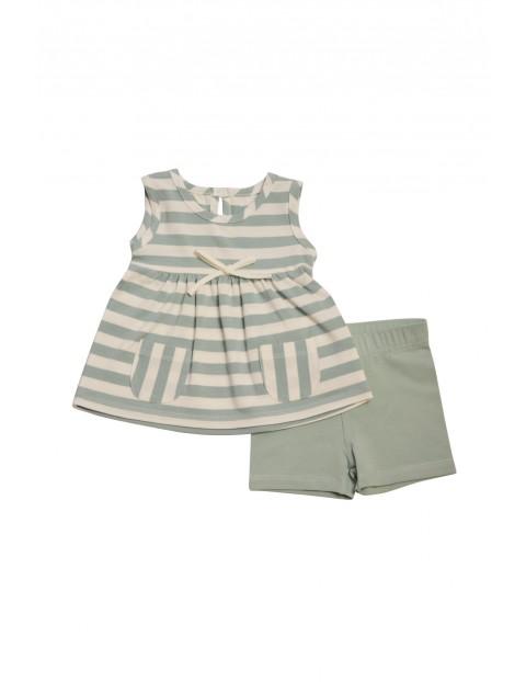 Komplet ubrań na lato dla niemowlaka