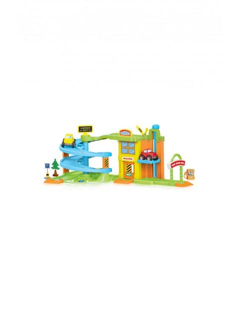 Zabawka Garage & Lift - garaż z windą Wader 12msc+