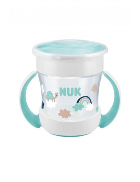 NUK Kubek niekapek Mini Magic Cup z uchwytem 150ml wiek 6msc+