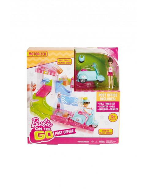Barbie On the Go Poczta 3Y35K9