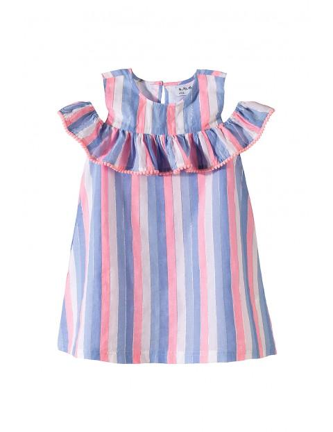 Sukienka dziewczęca 3K3411